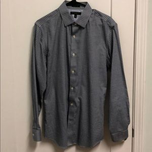 Banana Republic Non-Iron Grant Fit